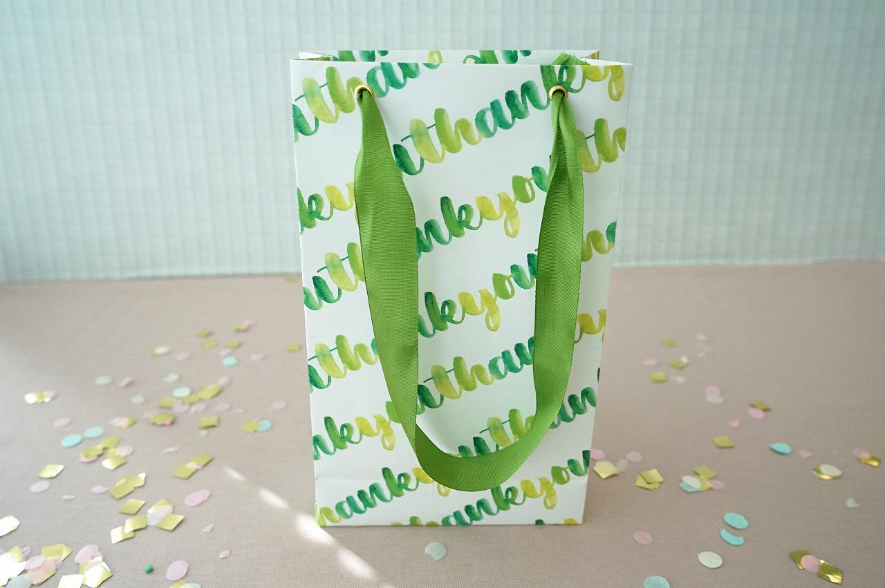 紙袋の作り方