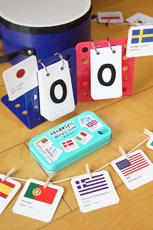 国旗カードゲーム