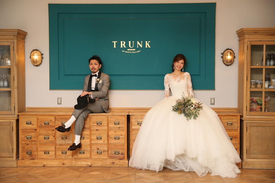 TRUNK_結婚式