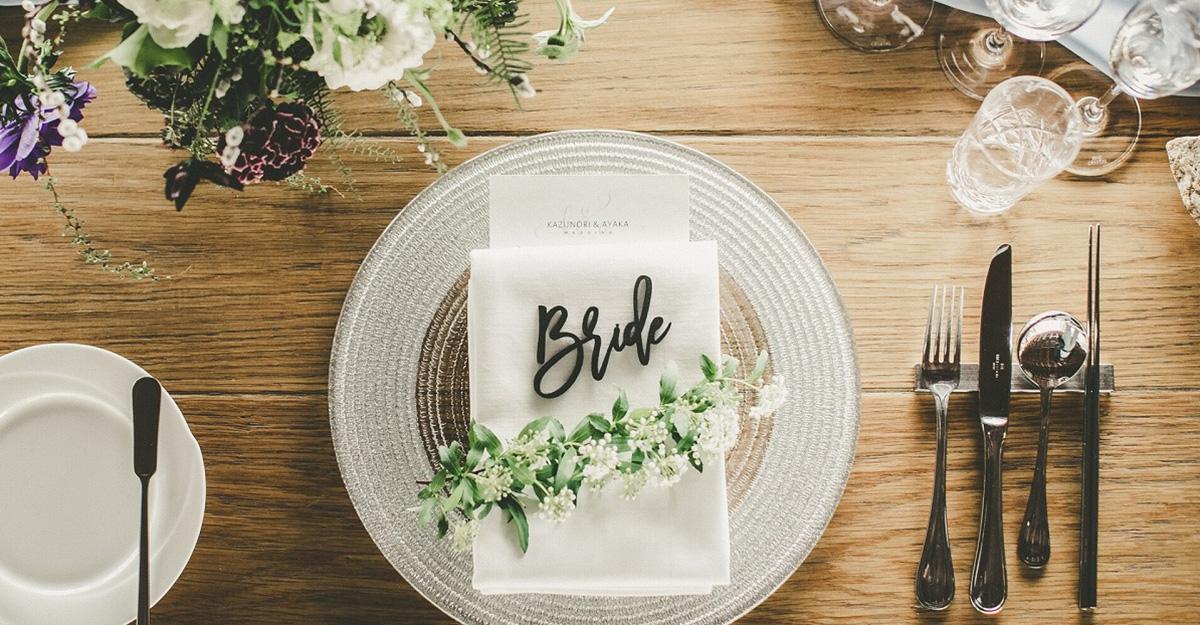 上手に活用してオシャレ上級者に!結婚式披露宴でのテーブルナプキン折り方まとめ