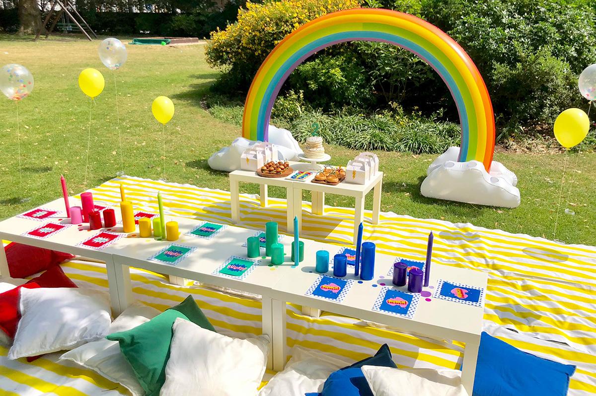 ピクニックパーティー