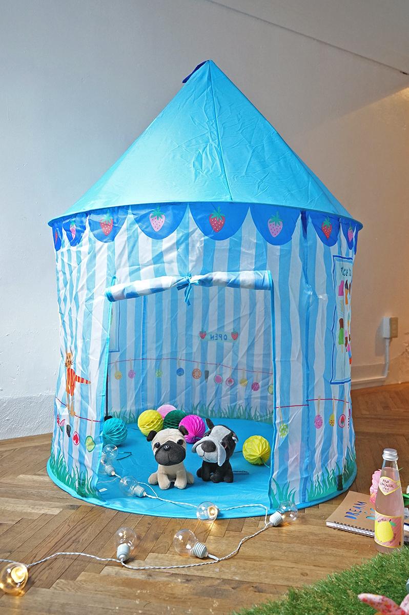 子ども部屋にぴったりなテント