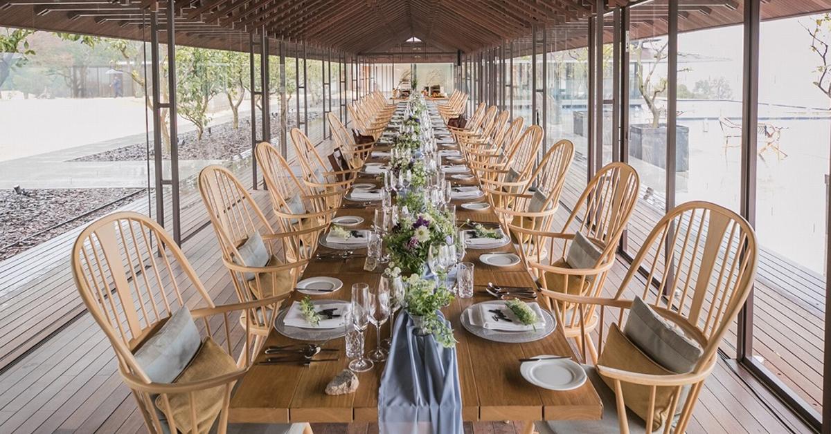 食空間コーディネーター直伝!悩まない披露宴テーブルコーデの重要ポイント「色と高さ」とは?