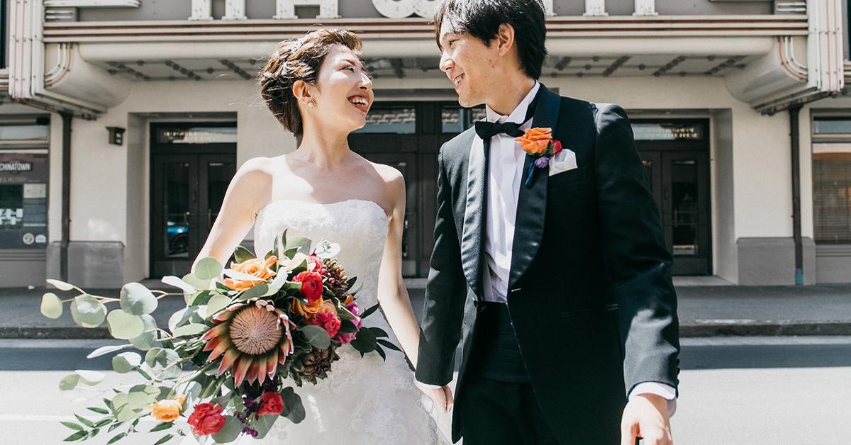 彼に着せたい!新郎がおしゃれに着こなす結婚式のタキシード10選