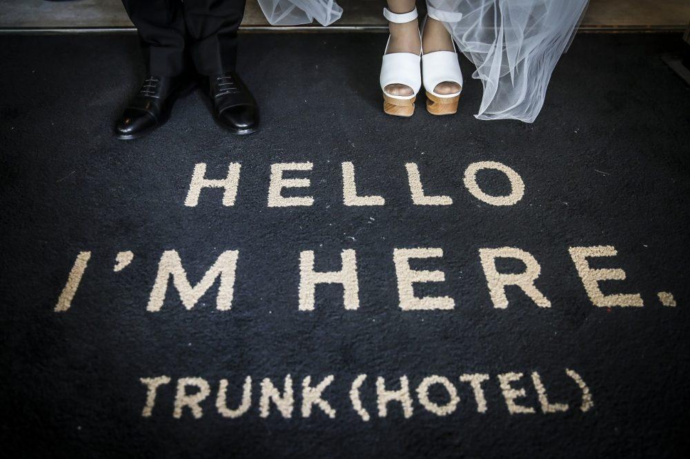 トランクホテル