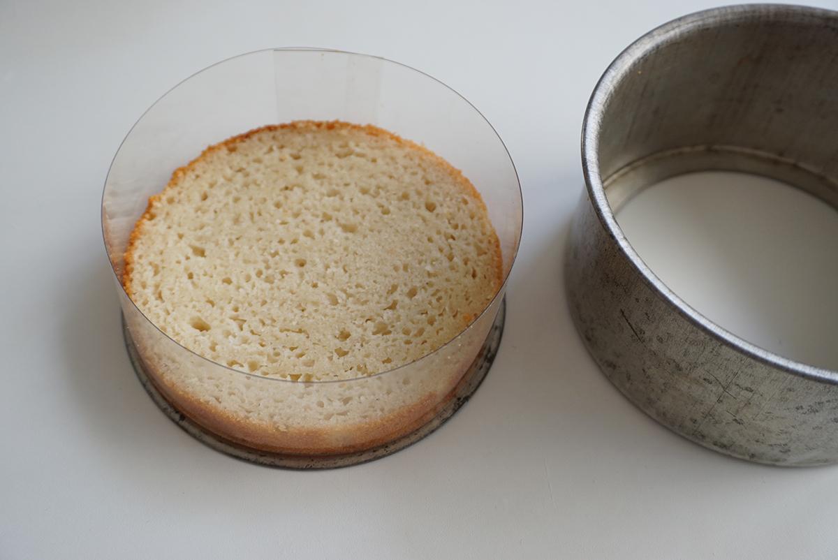 1歳の豆乳チーズケーキ