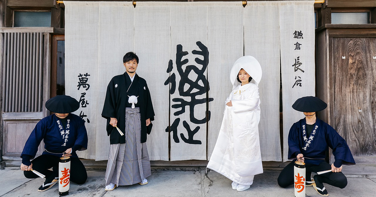 ネクストトレンド!「和モダン」のおしゃれ結婚式アイディア12選