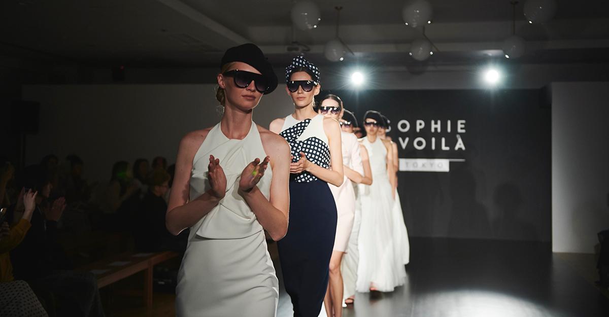 オシャレ花嫁さんは絶対チェックを。Sophie et voila TOKYO Opening Collection完全レポート!