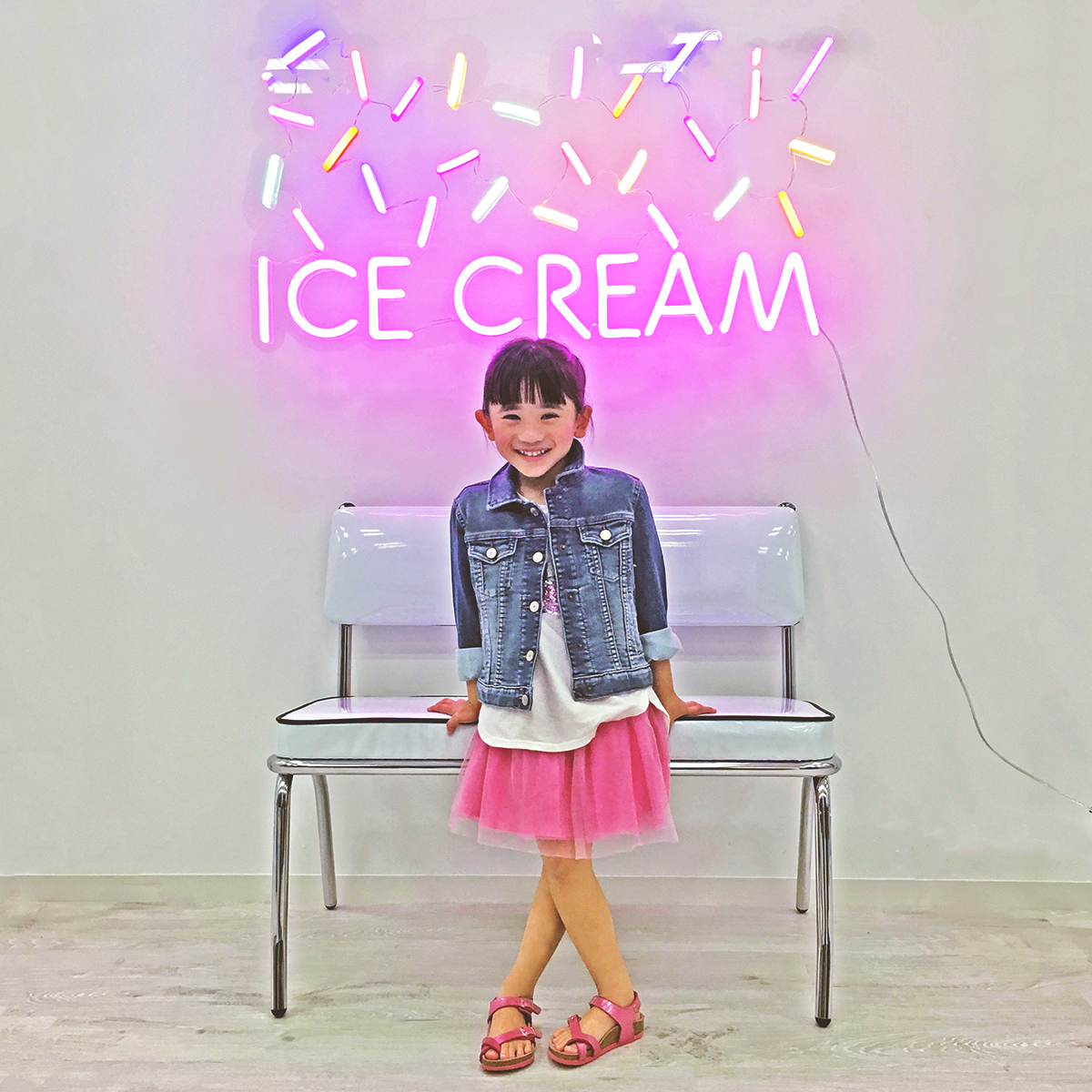 アイスクリームフォト