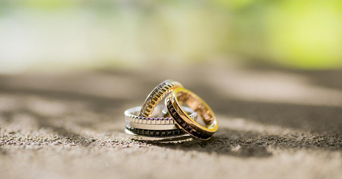 おしゃれ花嫁はみんな「ブシュロン」の結婚指輪に決めている!