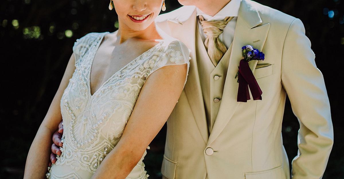 ドレス迷子の花嫁さん必見!テンパリーロンドンのドレスが大人気の理由