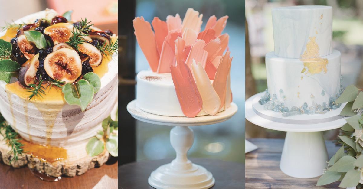 2019年の定番は?オシャレ花嫁さんが選ぶウェディングケーキが知りたい