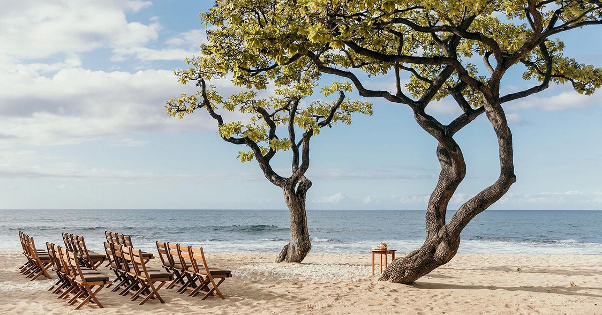 需要が高まるリゾート挙式。ハワイウェディングでもおしゃれな事例だけご紹介!