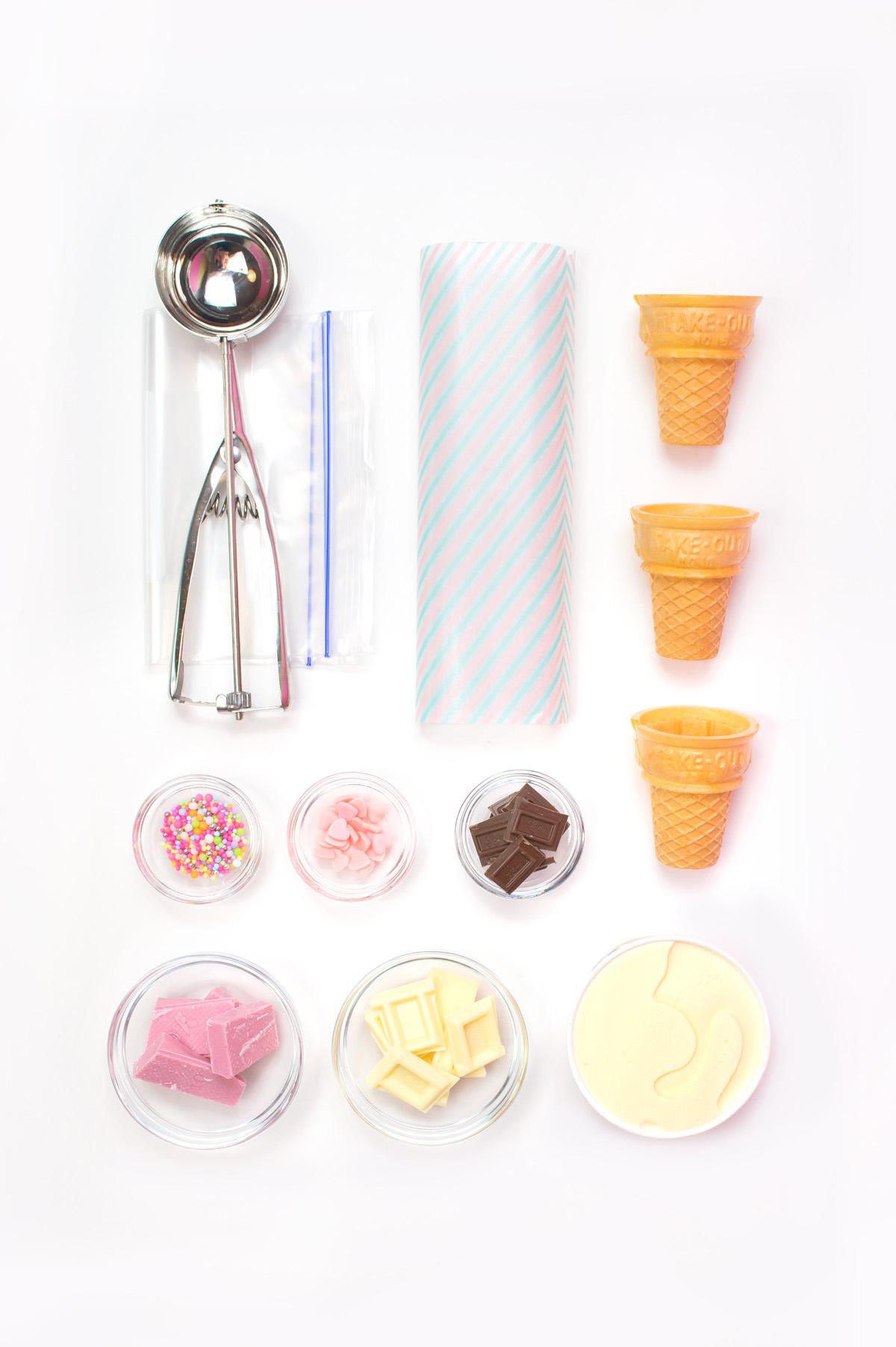 イースターアイスクリーム