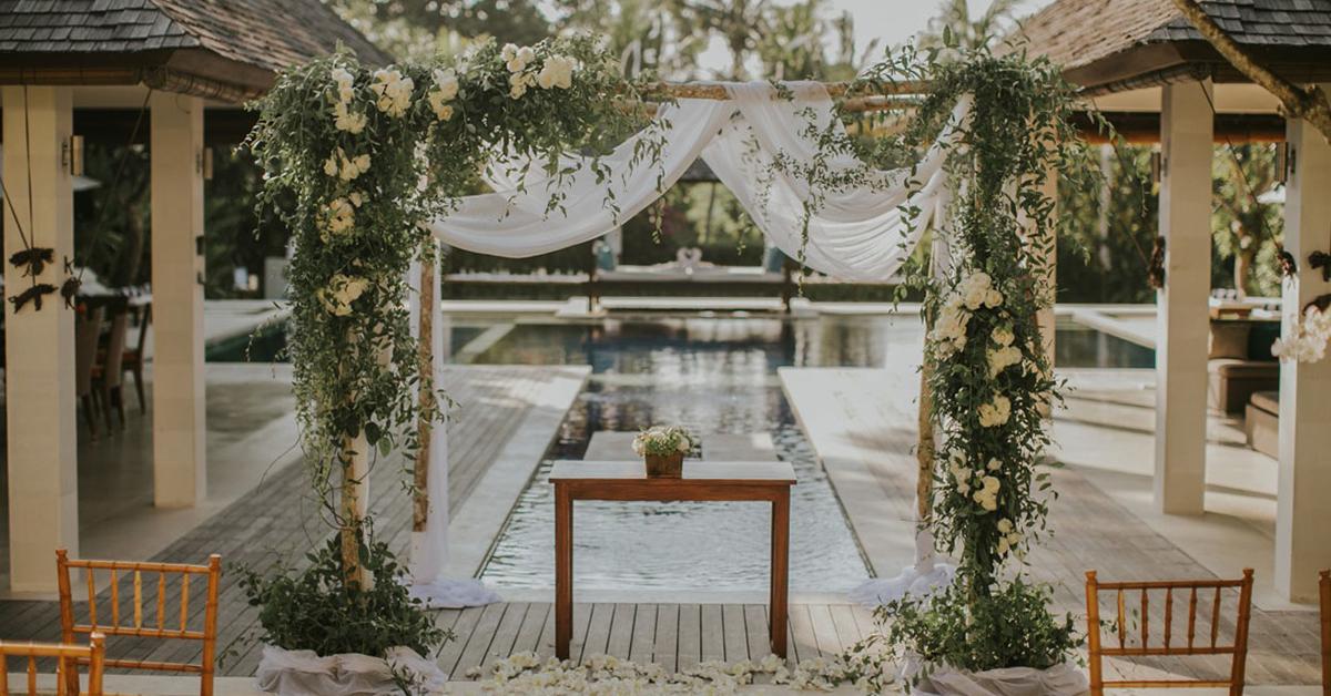 リゾート婚の新定番。バリ島ウェディングの6つの魅力とは?