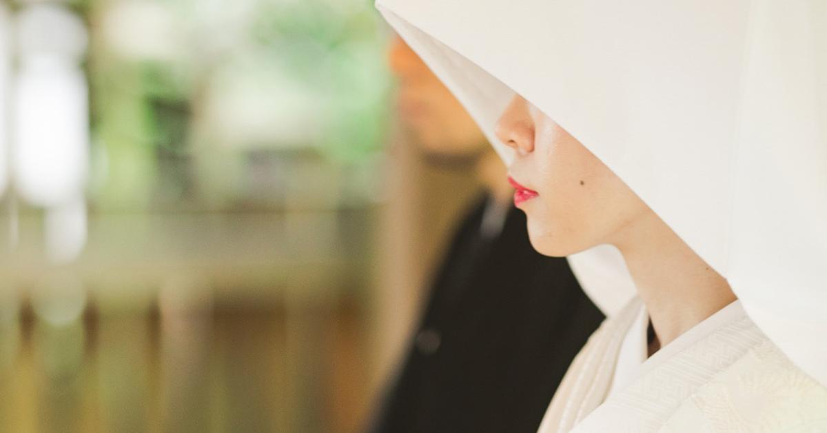 日本人ならやっぱり憧れ。おしゃれでイマドキな和婚アイディア