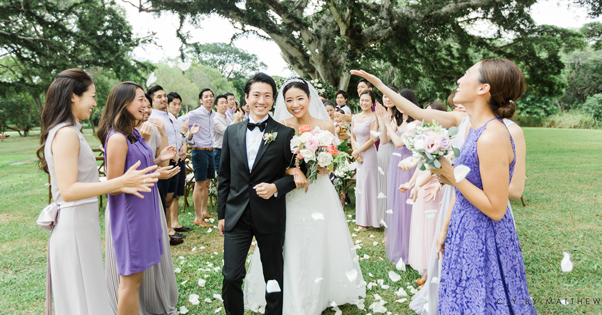 MAGICAL RANCH WEDDING IN LILAC