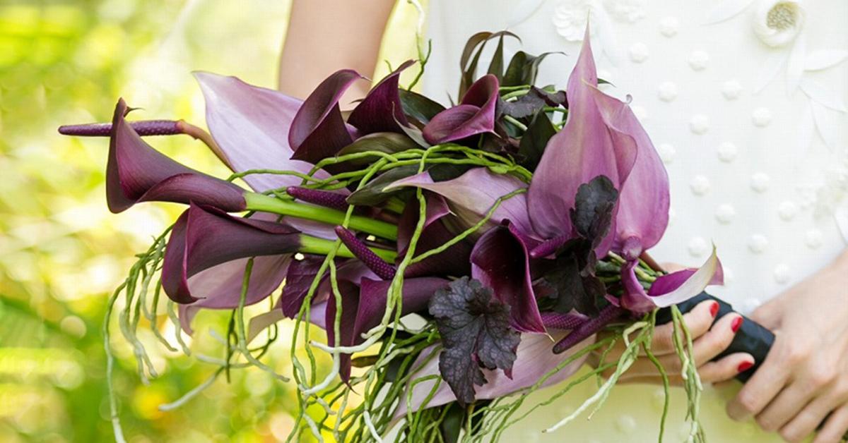 大人花嫁に人気!アンスリウムを使ったブーケ・装花アイディア12選
