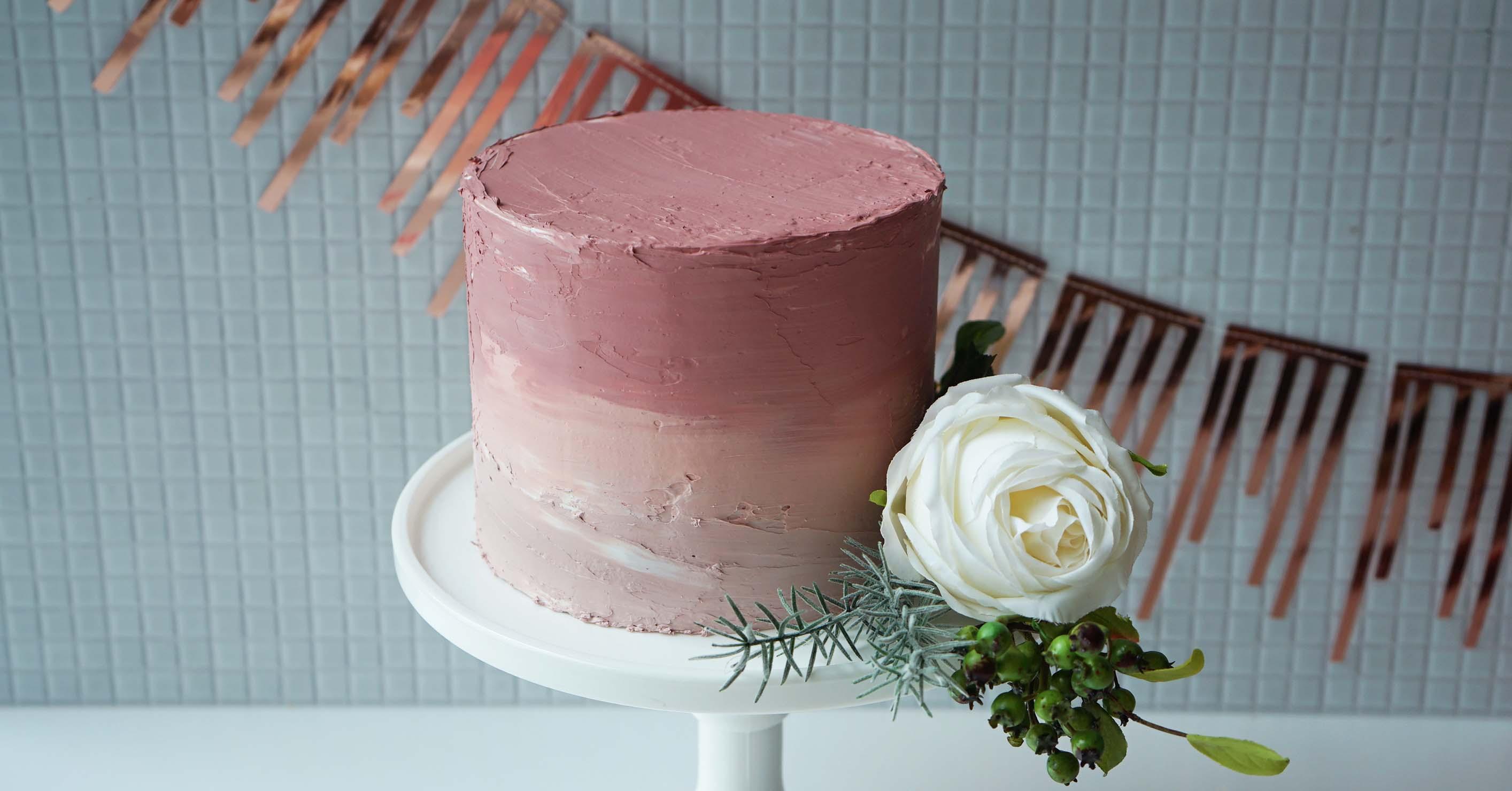 クレイケーキ作り方