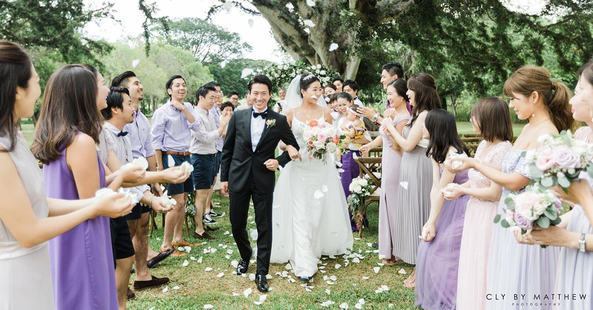 結婚式写真に後悔したくない!リクエストしたい必須ショット14選
