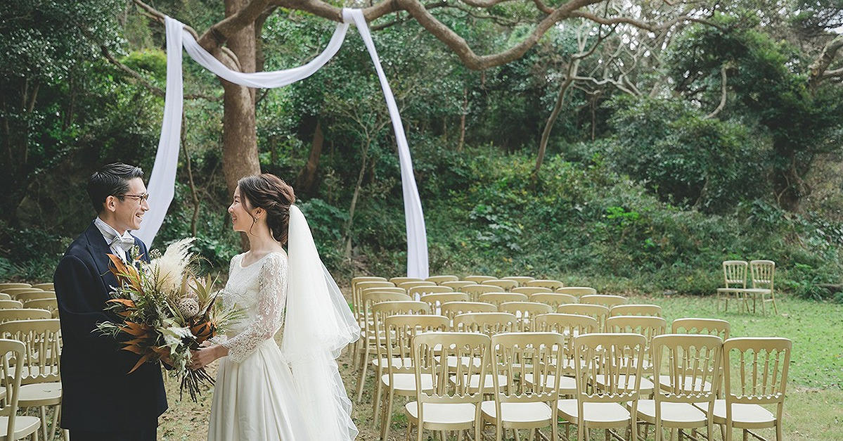 素敵な和婚やガーデン挙式が叶う「鎌倉」の結婚式に大注目