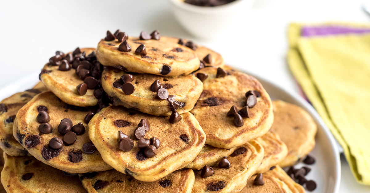 プチパンケーキレシピ