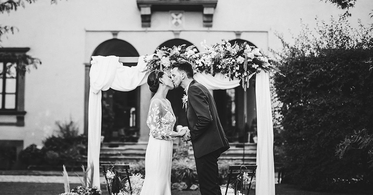 LUCCA GARDEN WEDDING