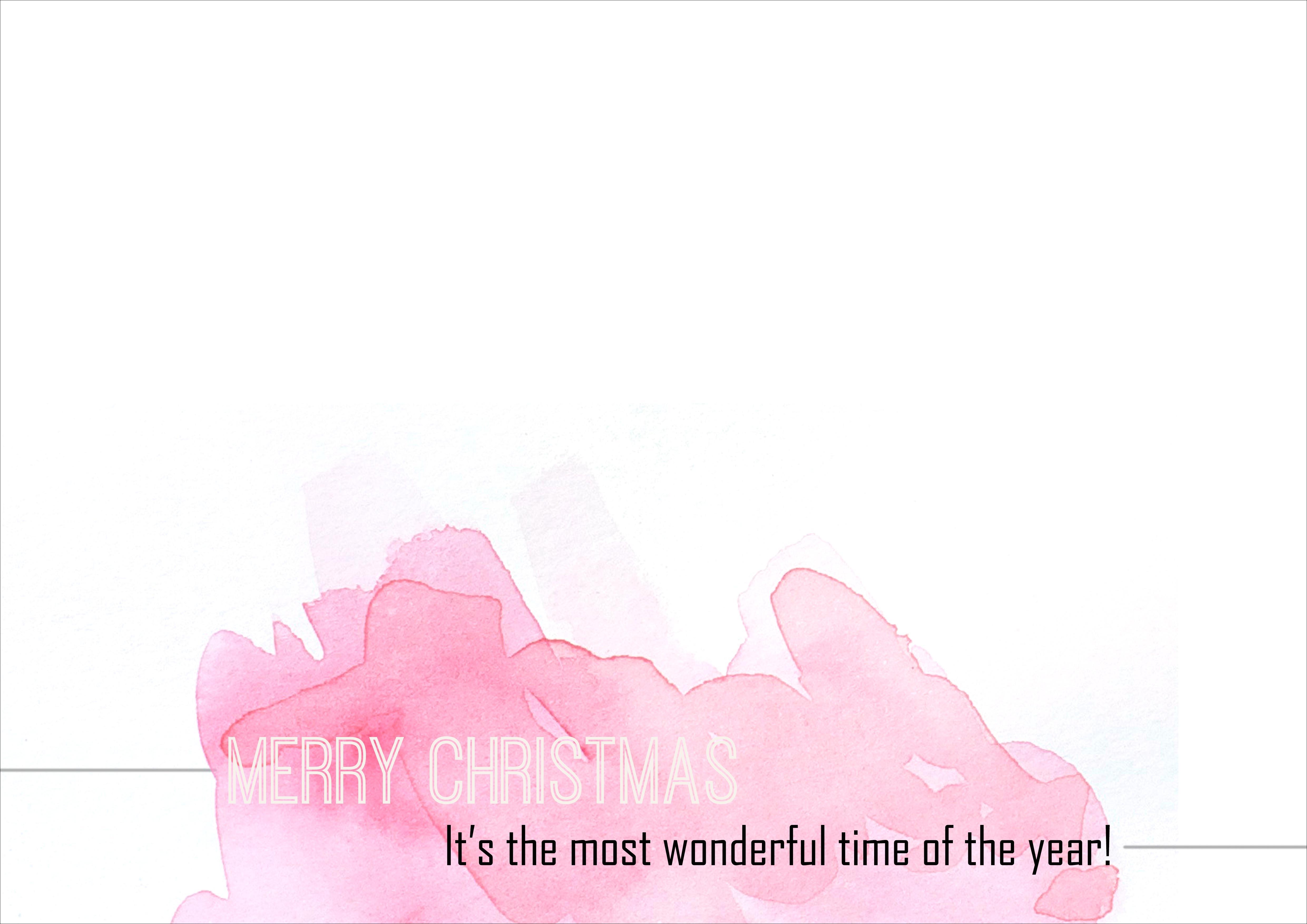 クリスマスプレースマット
