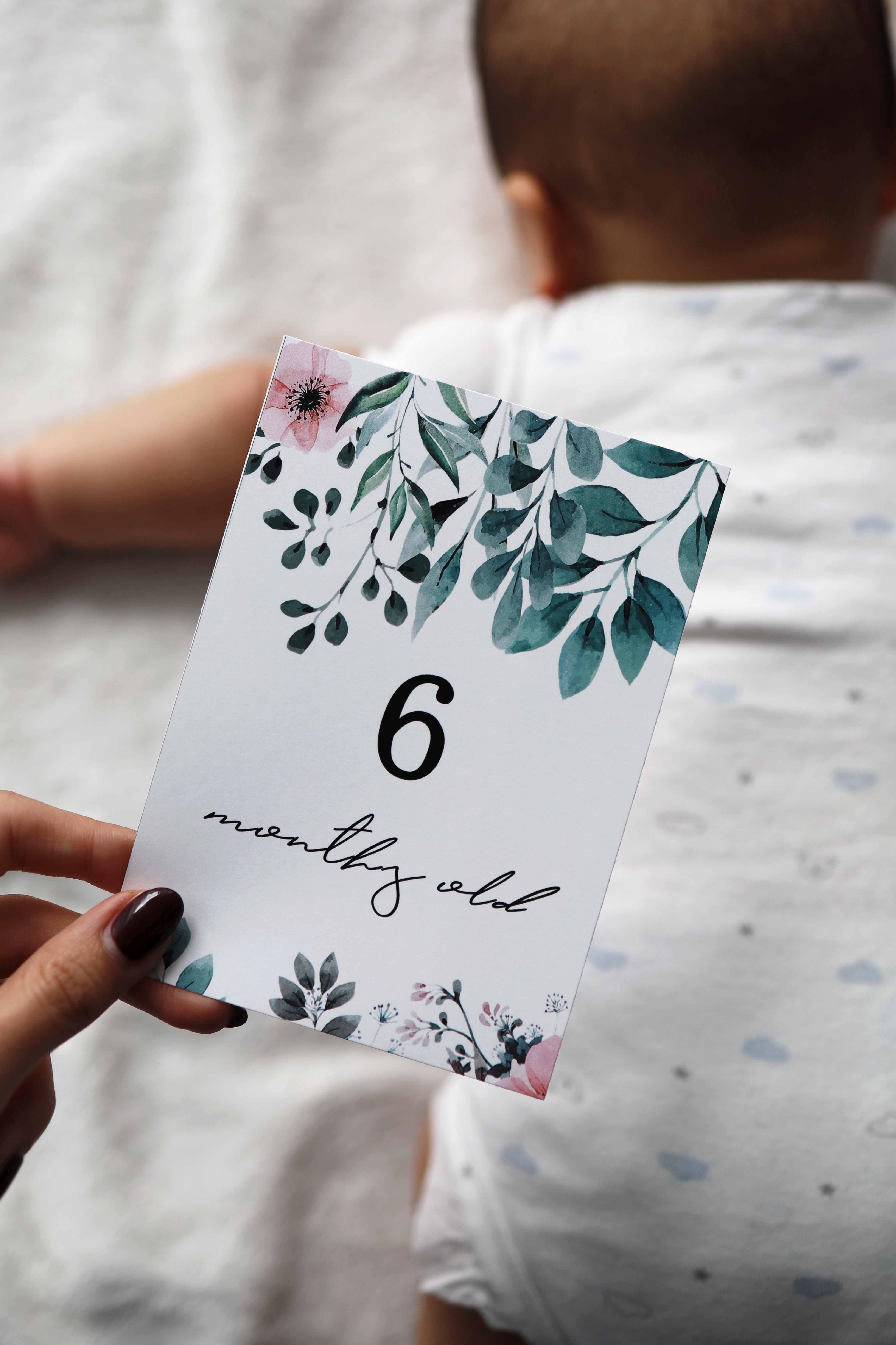 月齢カード