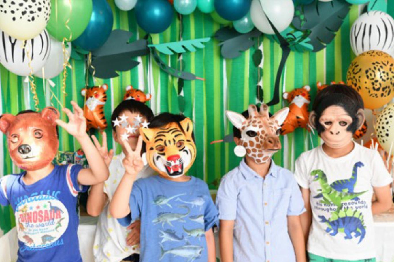 ジャングルパーティー