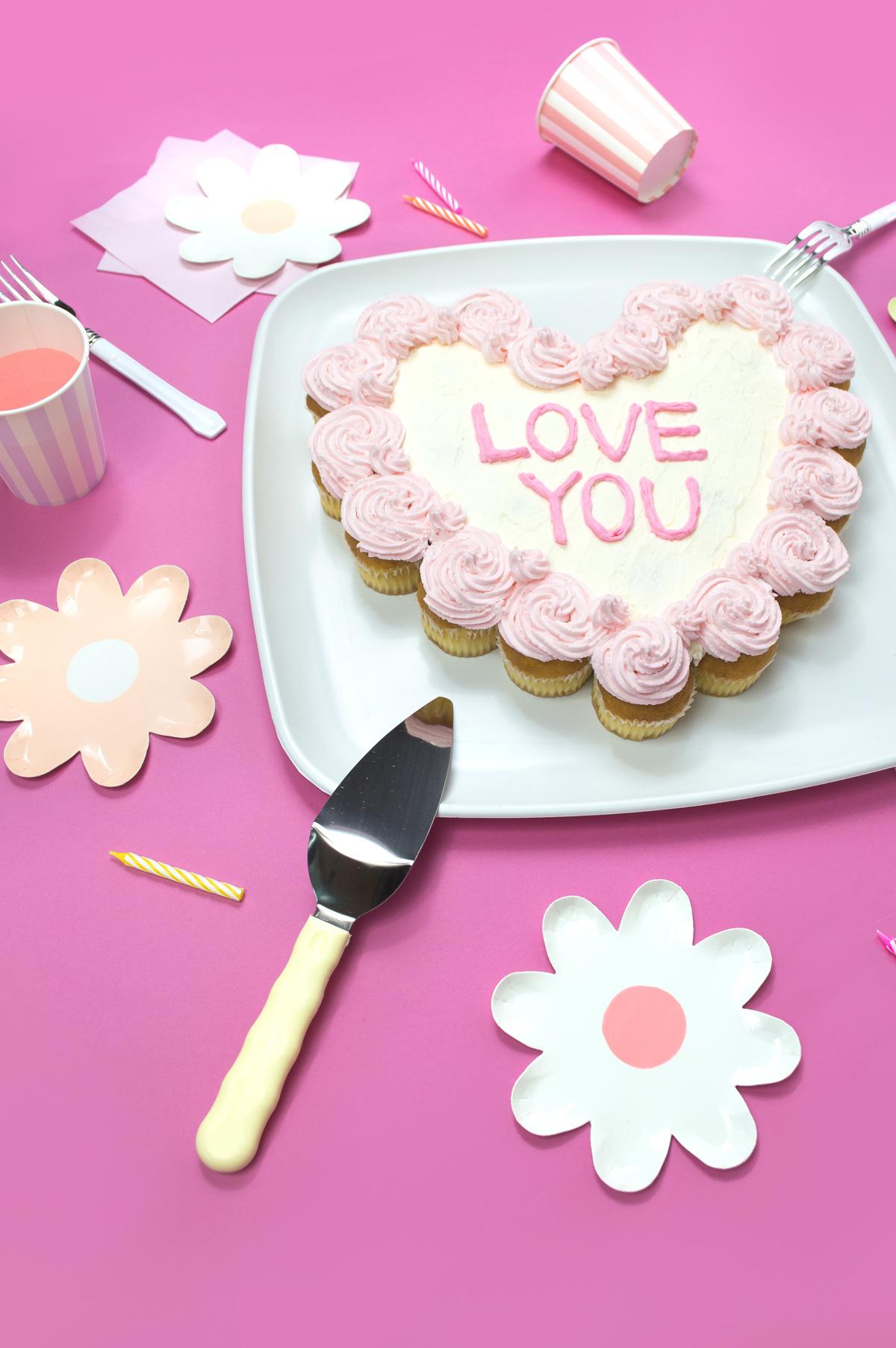 プルアパートカップケーキ