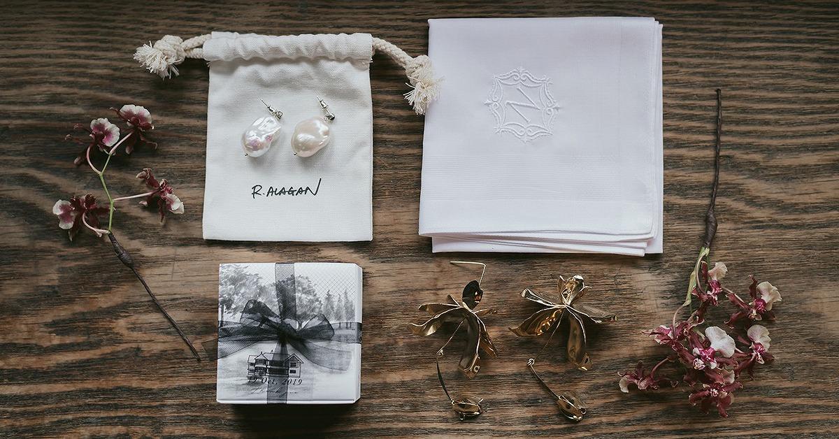 結婚式アクセサリーは何を選ぶ?花嫁のピアス・イヤリング特集