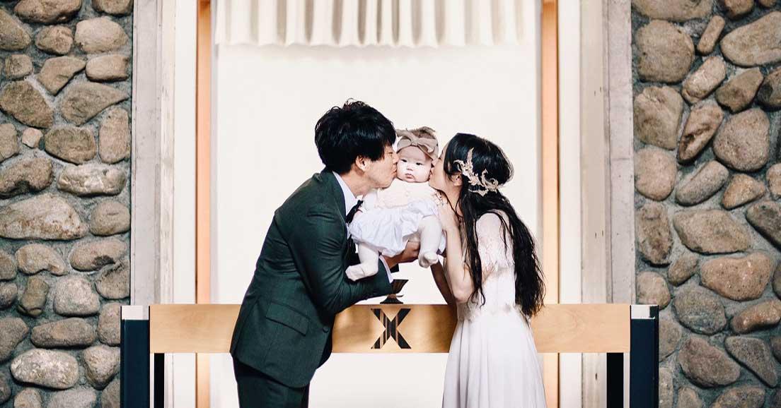 結婚式からその先も。家族の大切な瞬間を切り取るカメラマン新垣旭を特集