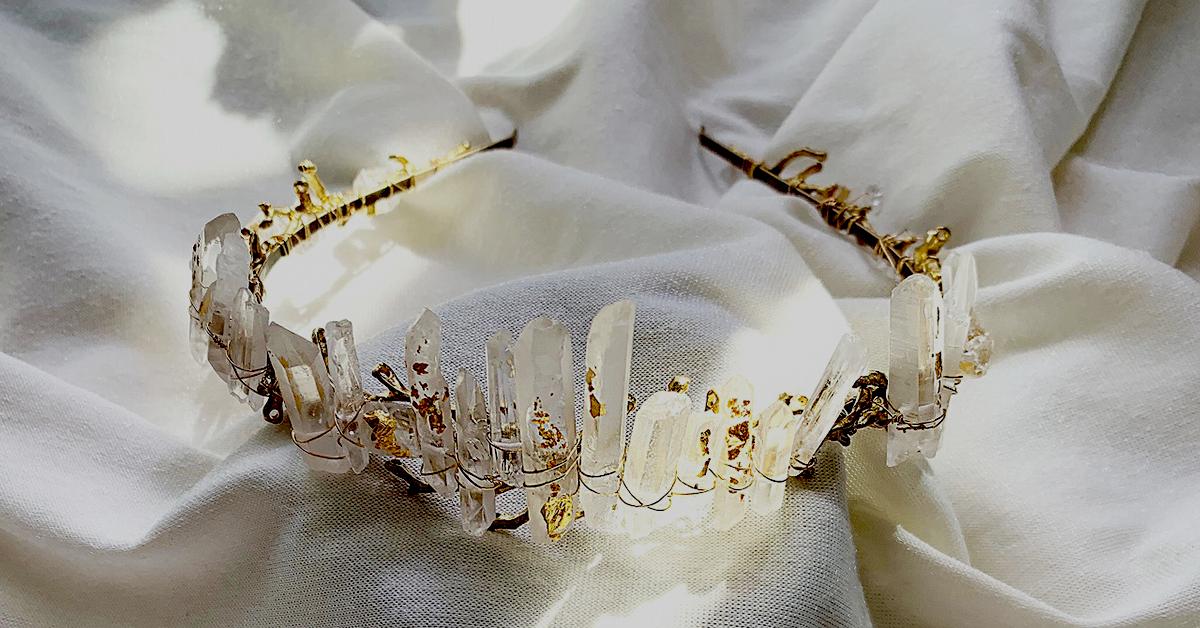 繊細で美しい!u.coutureのハンドメイド花嫁アクセをご紹介