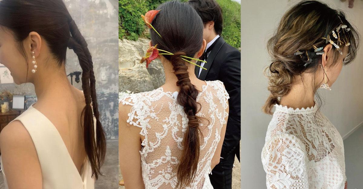 「似合わせ」テクで最高に可愛い花嫁に!Kiyoさんのブライダルヘアメイクがすごい