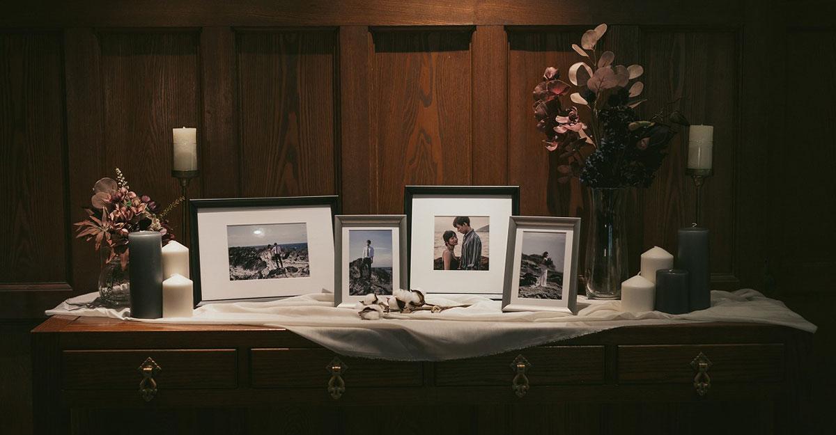 ウェルカムスペース装飾|写真や小物など、絶対にオシャレになる鉄板アイテムまとめ