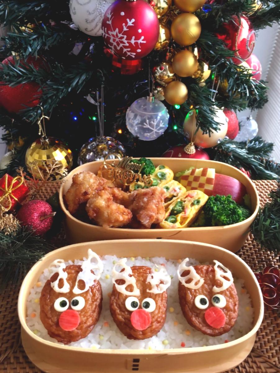 クリスマスごはん