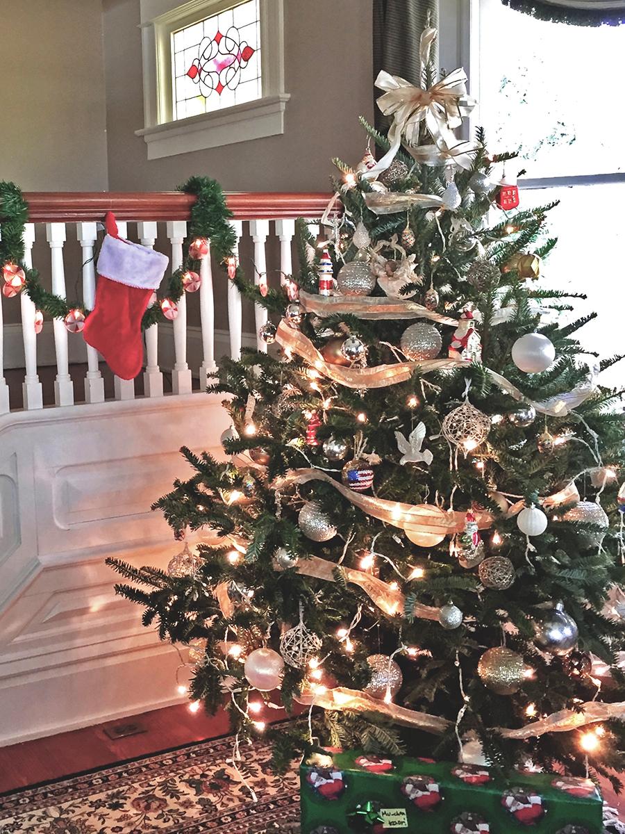 カルフォルニアのクリスマス