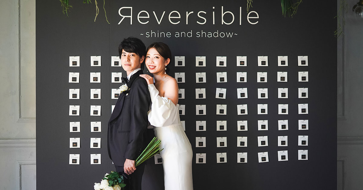 Reversible~shine and shadow~