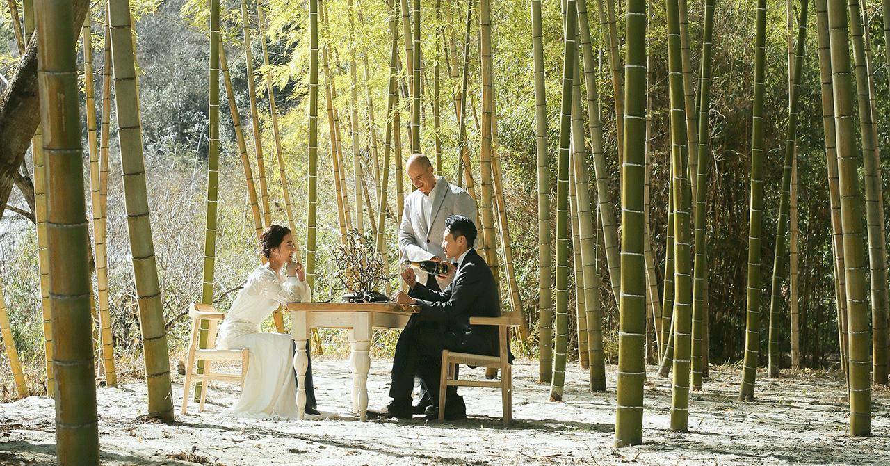 """旅をかねた結婚式""""旅婚""""が今注目される理由   atarayo weddingz"""