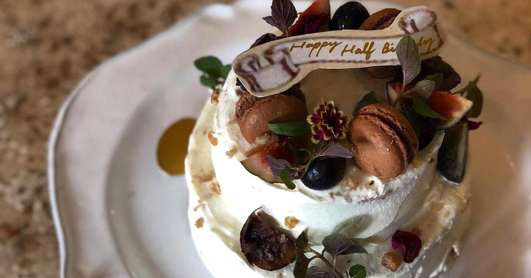 おしゃれママたちの「ハーフバースデー」ケーキアイディア10選|徹底解説
