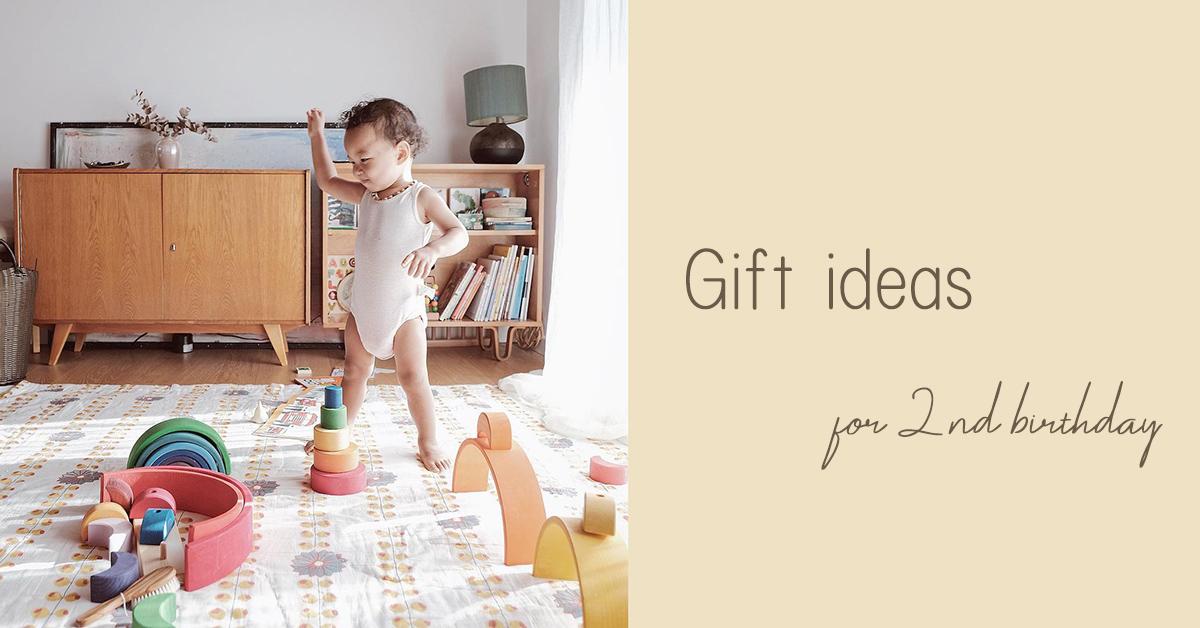 2歳のお誕生日プレゼントアイディア10選   体や心の発達にも役立つ