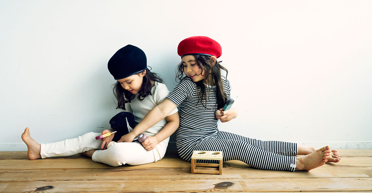 """""""IÉNA ENFANT""""で選ぶ贈り物。とびきりおしゃれな出産祝い6選"""