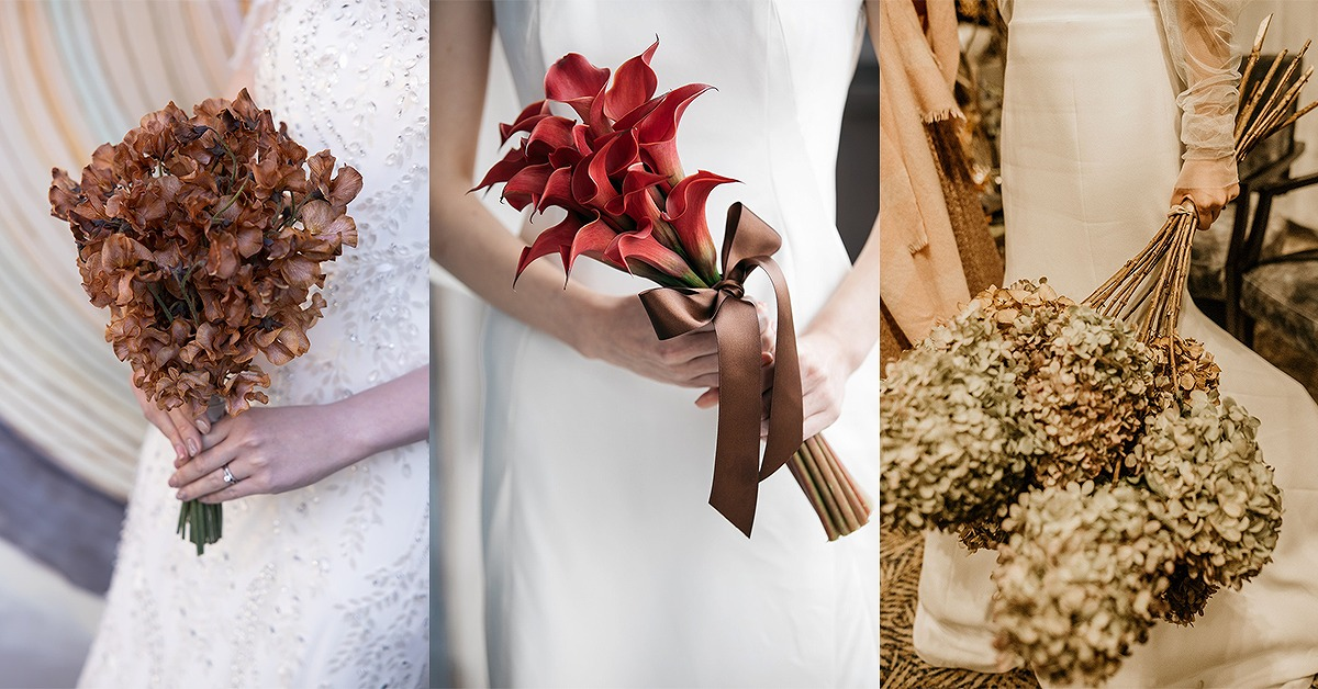 【お花の種類別】どんなお花を選ぶのが正解?素敵なシングルブーケ10選