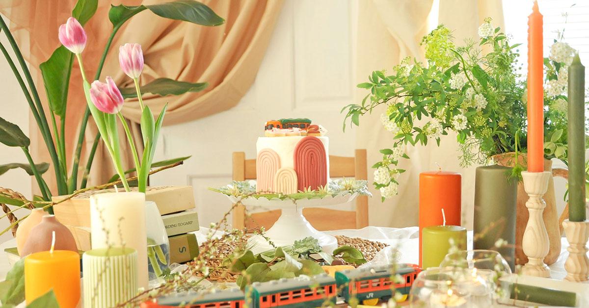 TOKAIDO LINE BIRTHDAY