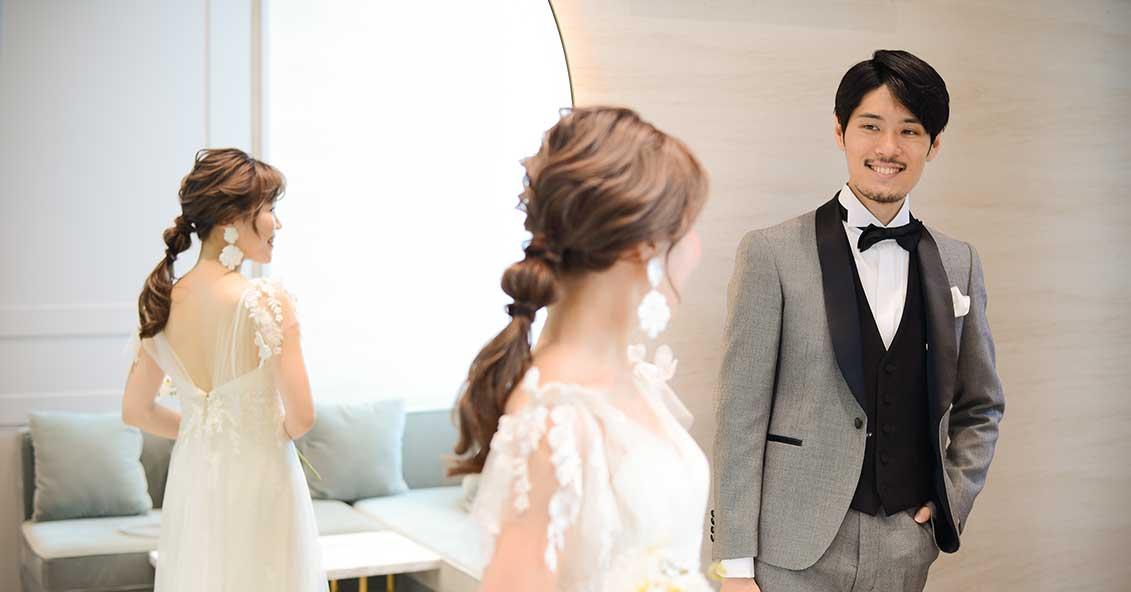 おしゃれ花嫁さんはどんなドレスを選ぶ?FOUR SIS & CO.のサロン撮影会に密着
