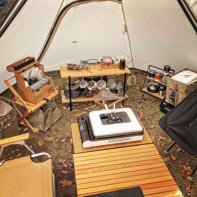 子連れキャンプ