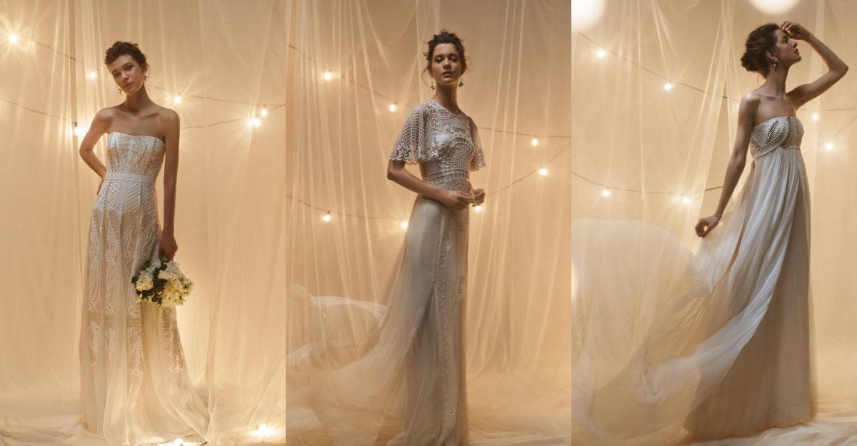 世界でも着られるのはここだけ。ノバレーゼ×テンパリー・ロンドンの新作ドレスをチェック