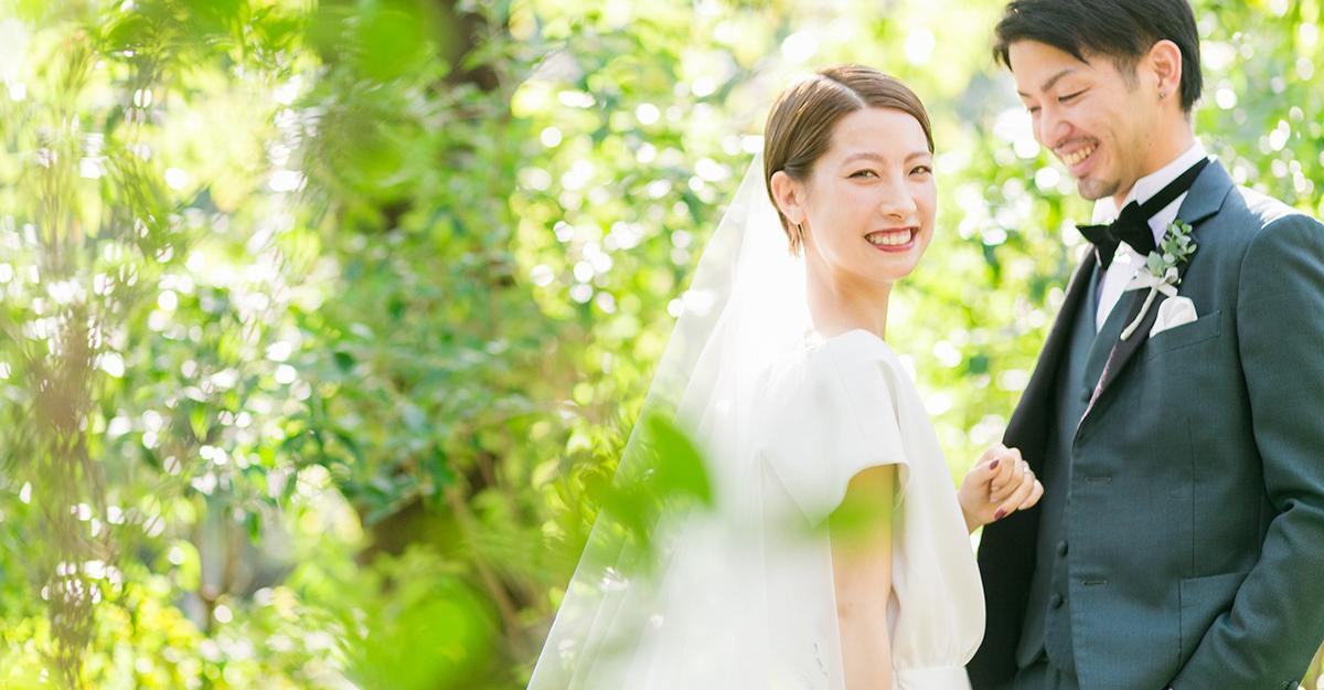 「#ショート花嫁」必見!おしゃれ花嫁の結婚式ショートヘアアレンジ8選