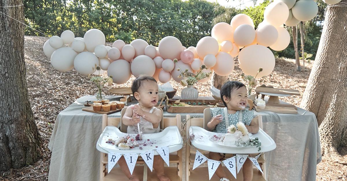 PICNIC FIRST BIRTHDAY
